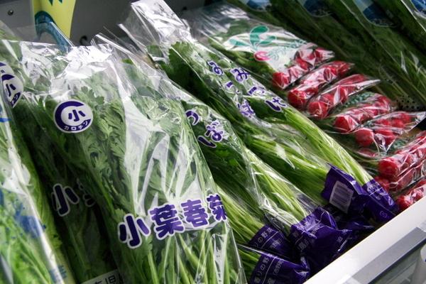 新鮮な鹿児島産のお野菜も人気!