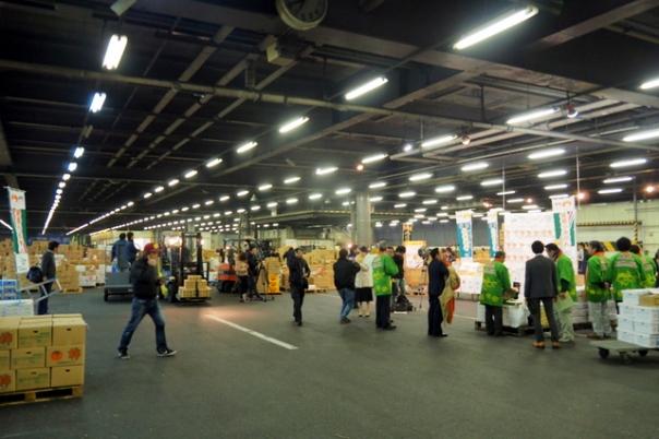 鹿児島市中央卸売市場